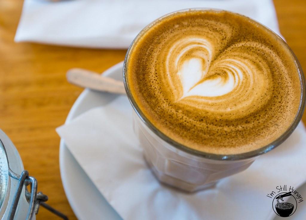 Kepos Street Kitchen coffee