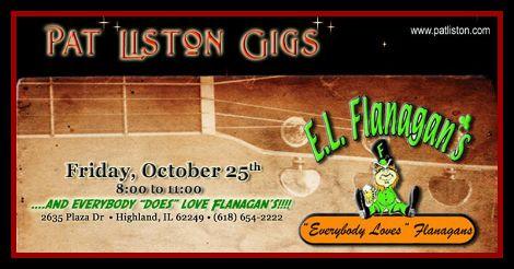 Pat Liston 10-25-13