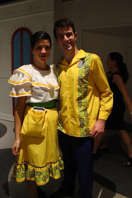 Carioca's on the Disney Magic