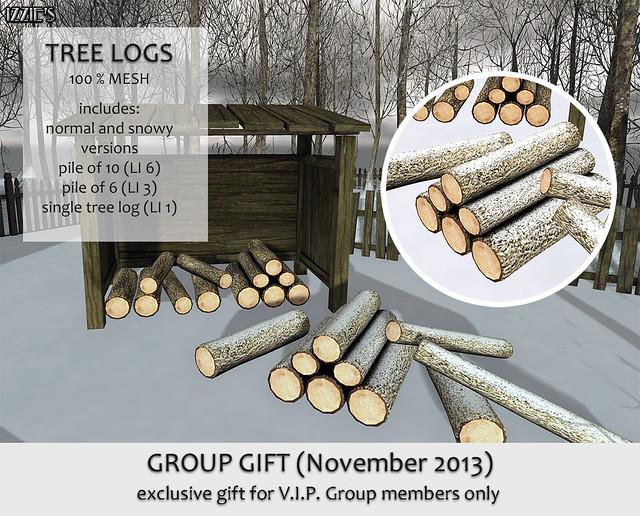V.I.P. Group Gift November 2013