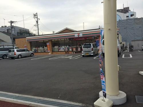 セブンイレブン名古屋石場町店
