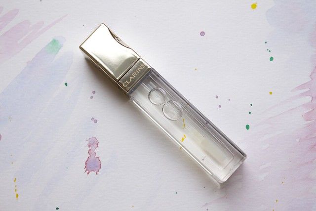 11 Clarins Opalescence Spring 2014 Makeup Collection   Gloss Prodige #12 Crystal
