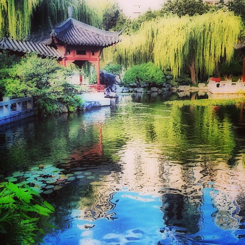 Chinese Garden of Friendship #sydney #australia by @MySoDotCom