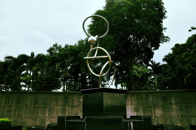 Ang Bagong Pinoy sculpture, Rizal Park