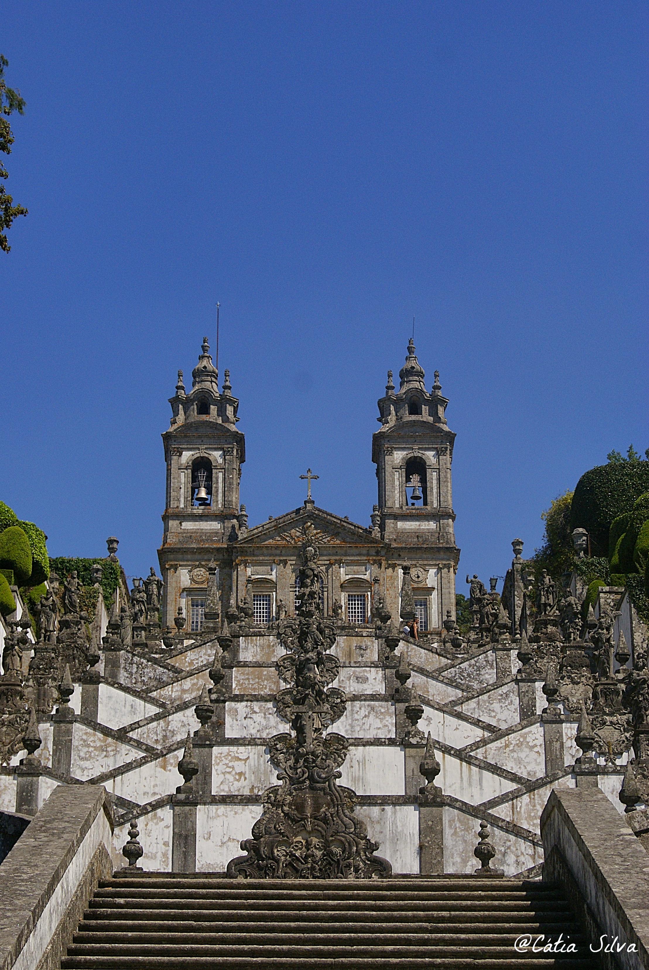 Santuário do Bom Jesus do Monte - Braga - Portugal (16)