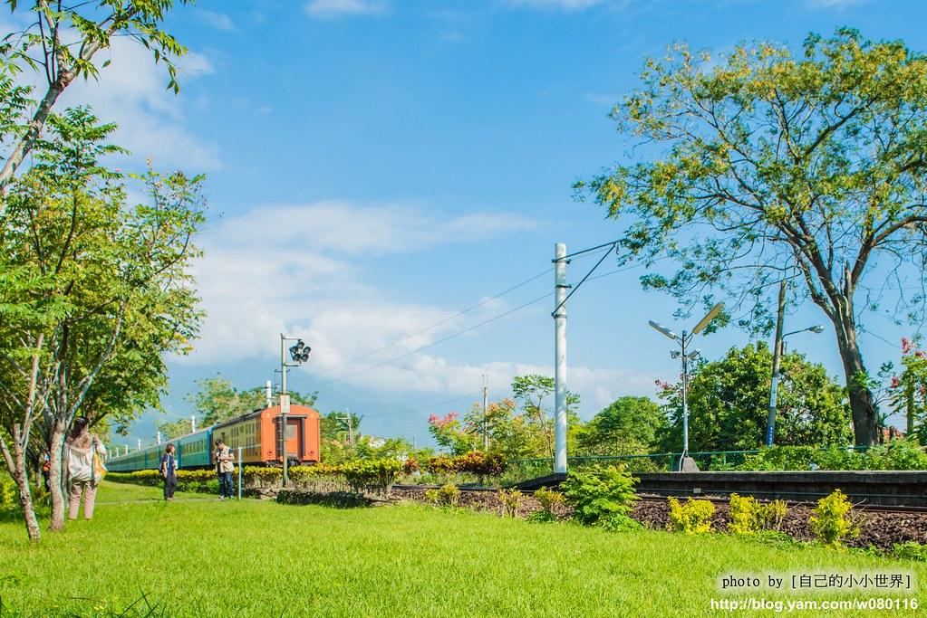 【臺東】。找回遺忘的旅程~田野間最美的車站 [鹿野鄉瑞和車站] - [自己的小小世界] 旅遊.攝影