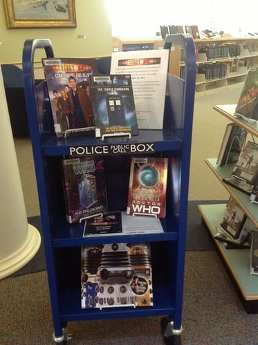 PeskyLibrary DrWho Front