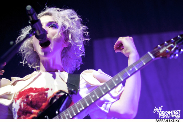 St Vincent 930 Club DC Brightest Young Things Farrah Skeiky 16