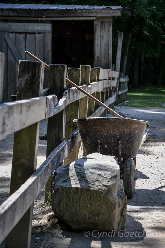 cjane wheelbarrow