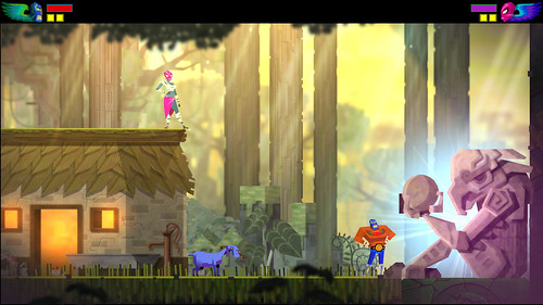 Guacamelee! Gold Edition - review (3)