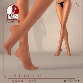 F Mid Feet Vendor