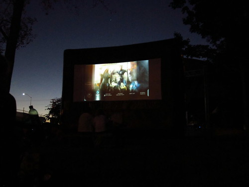 After Dark Movies in the Park by pixygiggles