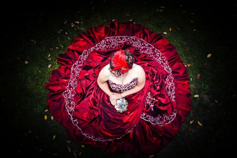 A Bride or a Rose