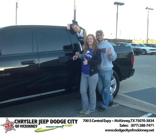 Happy Birthday to Traci Tatum from Joe Ferguson  and everyone at Dodge City of McKinney! #BDay! by Dodge City McKinney Texas