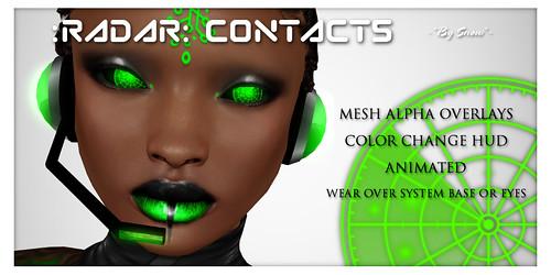 Radar Contacts - FutureWave