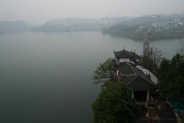 Guicheng, Sanxia cruise, China