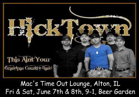 Hicktown 6-7, 6-8-13