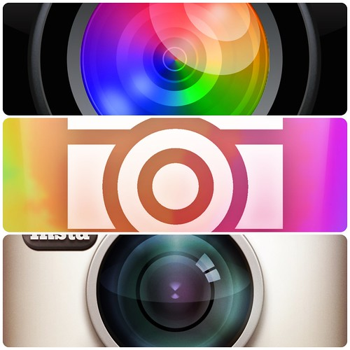 OneCam・Cameratan!!・Instagramアイコン