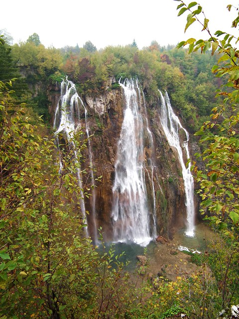 Veliki Slap, Plitvice Lakes National Park - Croatia