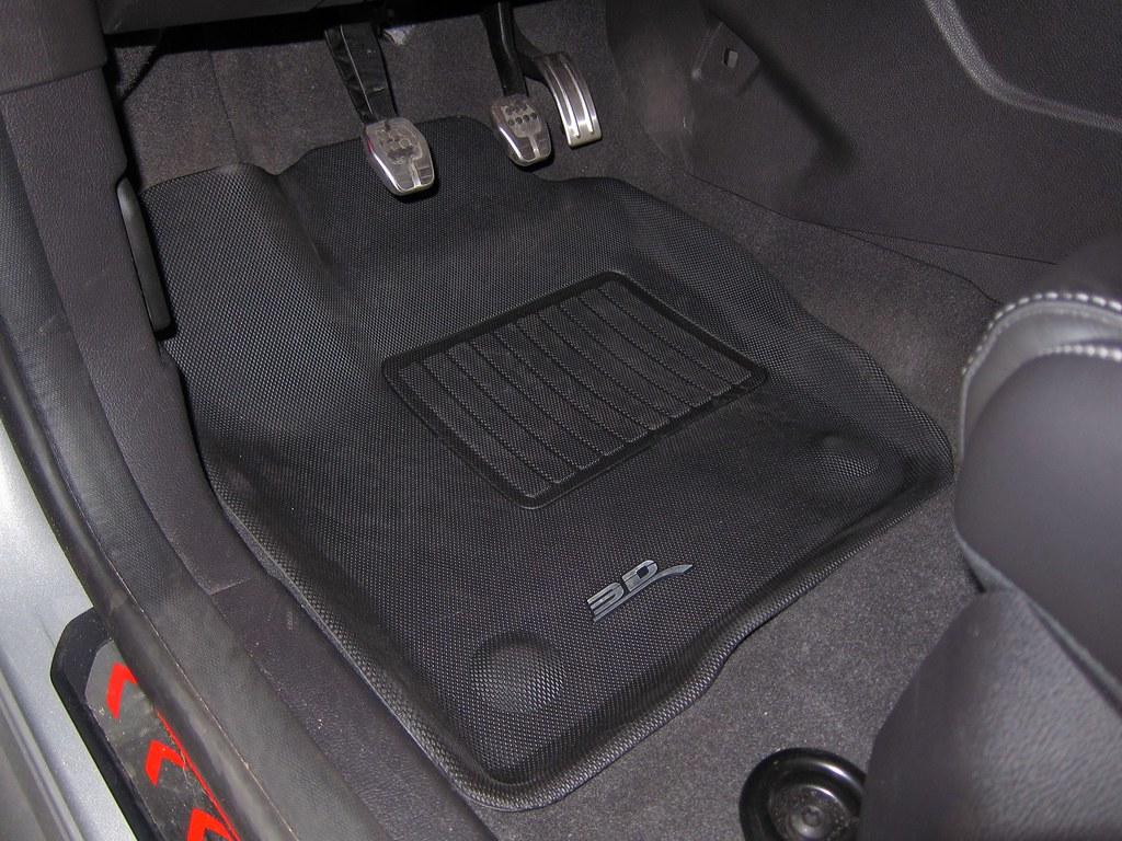 3d Maxpider Floor Mats