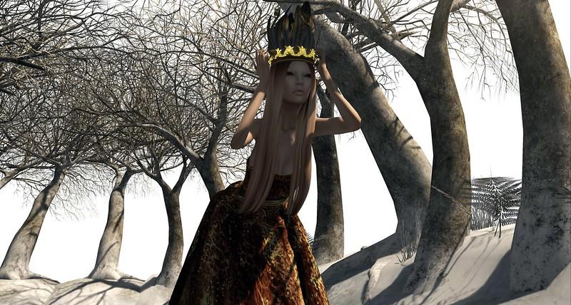 134.   Fairie Queen