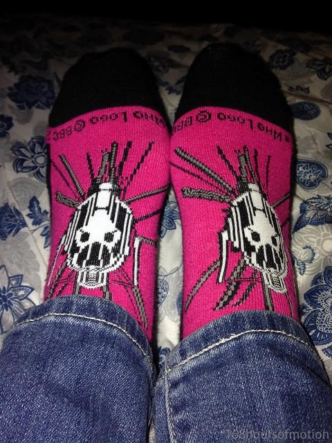 Geeky socks