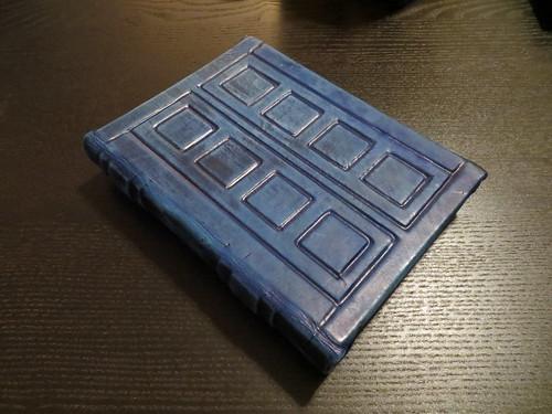 TARDIS journal