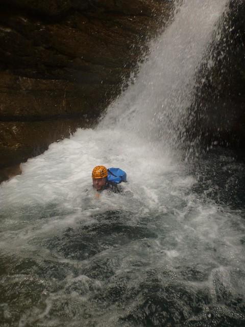 canyon de la lance