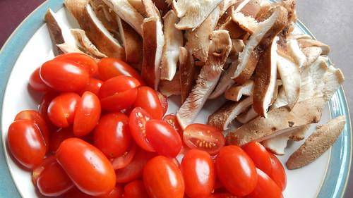 Spicy Thai Chicken Noodles Soup 12