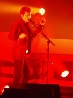 Arctic Monkeys @ Le Zénith de Paris 2013