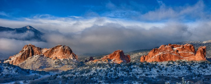 Inversion at Garden of the Gods