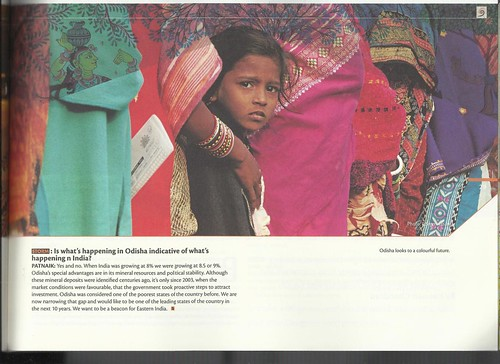 Magazine STORM, singapore : My photos in photostory on Odisha