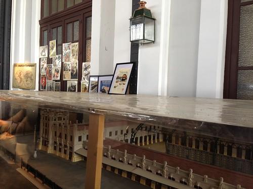Mercado de Motores, Museo del Ferrocarril. Madrid