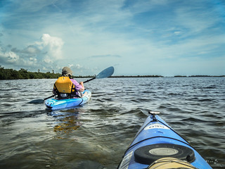 Indian River Paddling-9