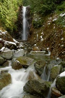Norvan Falls, 14 Apr 2013