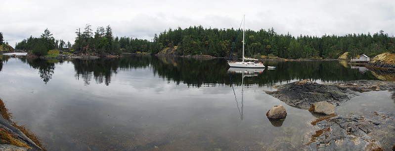 Smuggler Cove Panorama