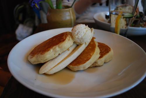 Banana Hotcakes