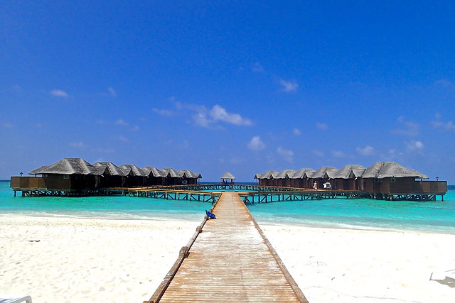 Fihalhohi resort, Maldives