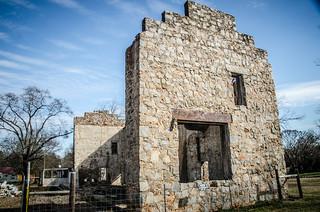 Arnoldsville Store Ruins
