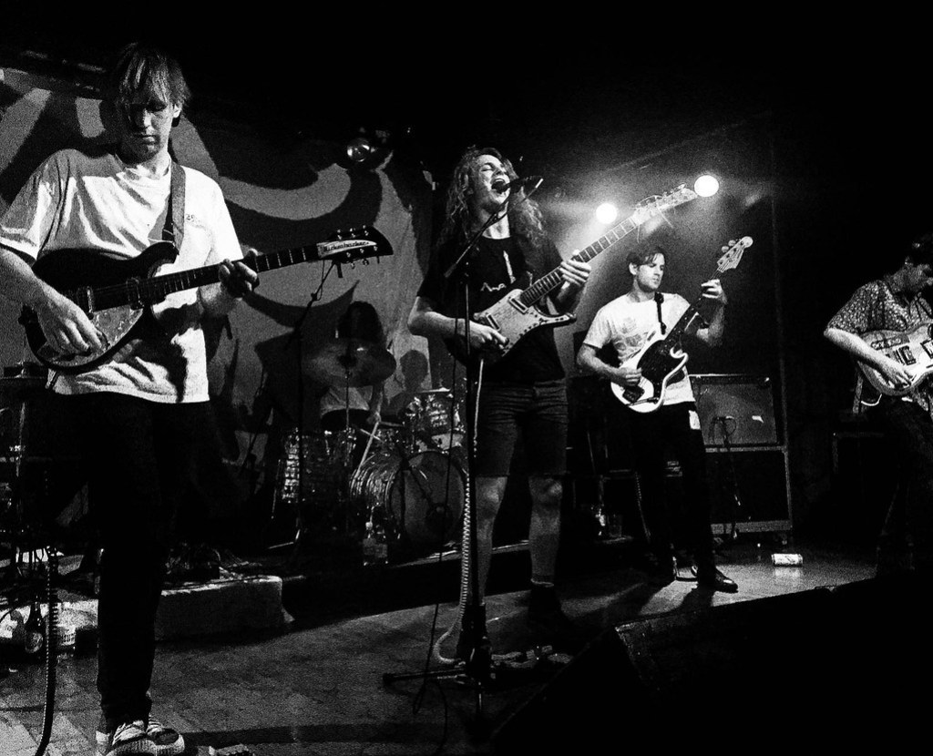 King Gizzard and the Lizard Wizard at Scala