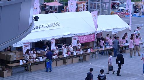 AKB48 Super Festival Cafe & Shop