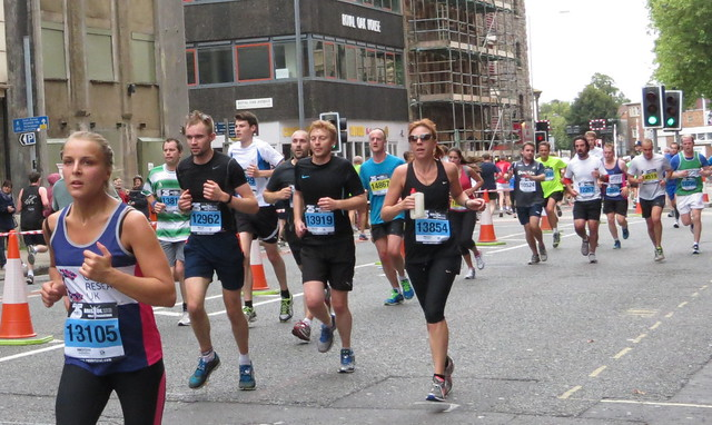 Bristol Half Marathon, 15th September 2013