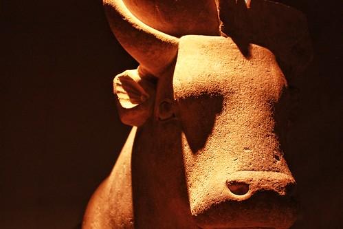 Le taureau Apis, Louvre