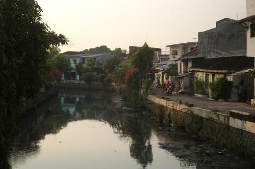 Semarang river