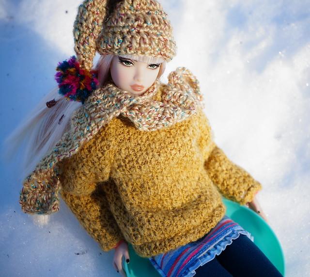 Fresh Air, Sunshine & Snow!