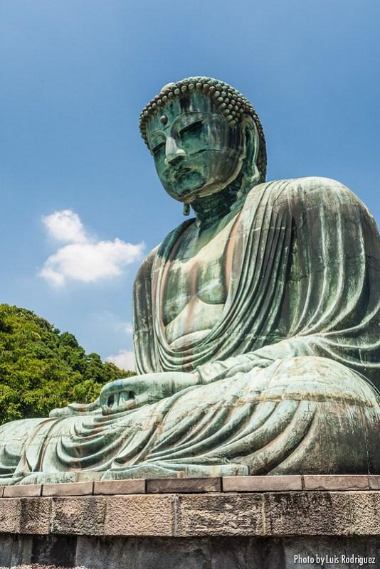Gran Buda de Kamakura en nuestros itinerarios básicos por Japón
