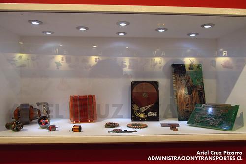 Museo Sewell - Uso del cobre
