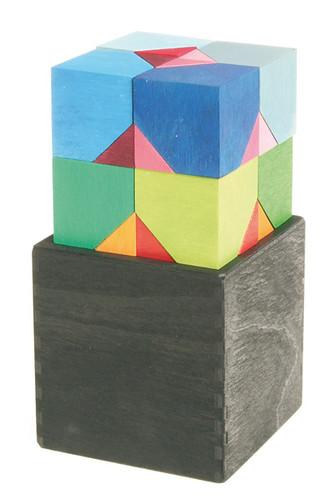 Grimm's box puzzle