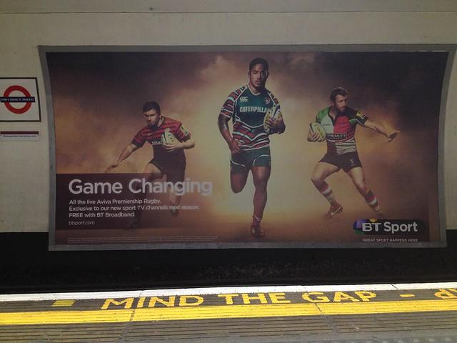 Rugby (BT Broadband) ad
