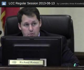 Who funds? --Richard Raines
